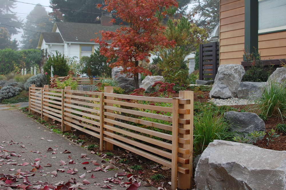 Superbe Scintillating Japanese Garden Fence Design Ideas Best Idea Home