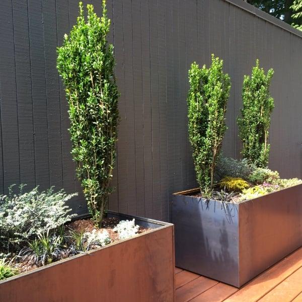 portland deck container garden