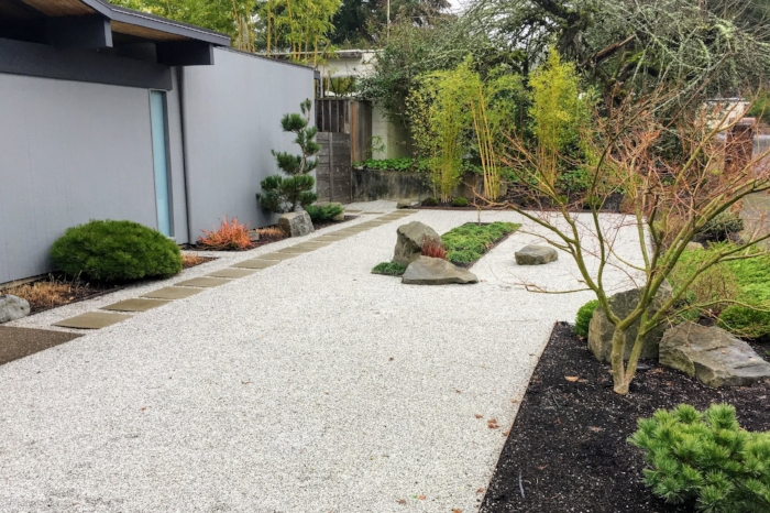 Do you want a modern landscape?