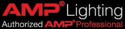 amp lighting pro logo