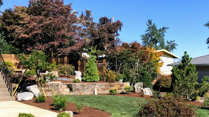 what portland landscaping projects cost