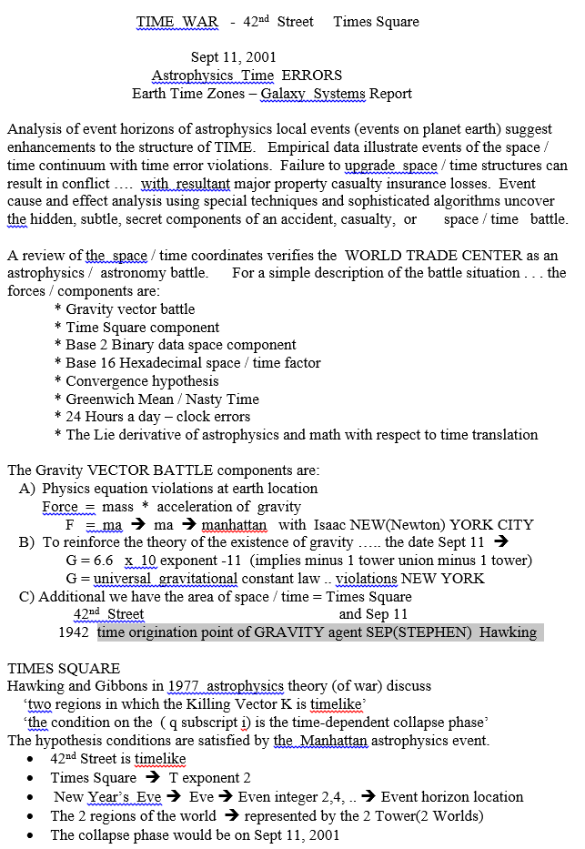 formal analysis of event horizon Object moved this document may be found here.