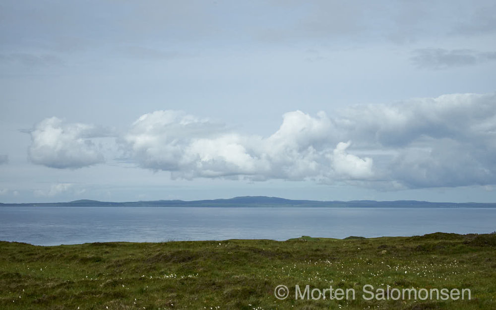 Isle of Islay, view from American monument