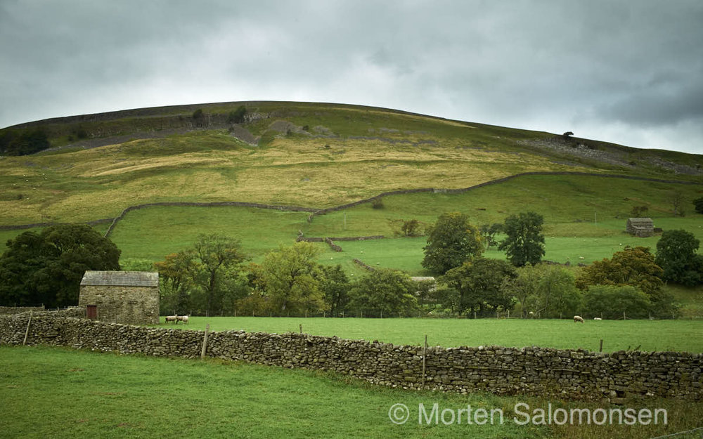 East of Muker, Swaledale