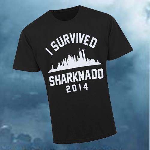 Sharknado T-shirts, Masks, and Pop! Vinyl Figures