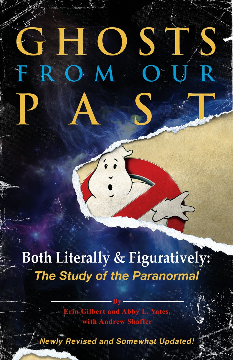 Ghosts from Our Past (Humor/Horror/Sci-Fi • Movie Tie-In)