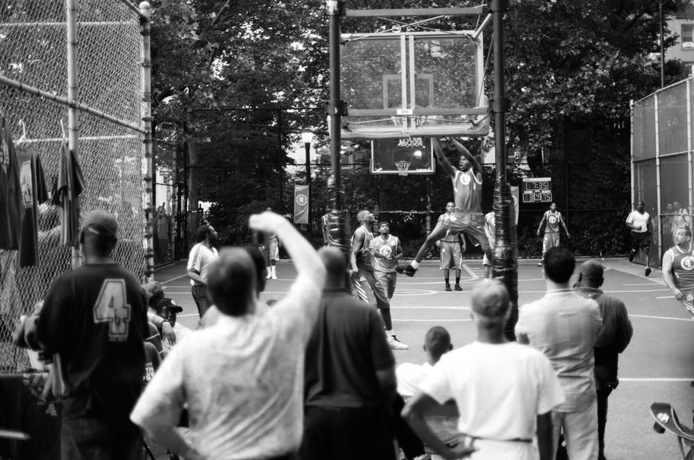 street ball, w 4th