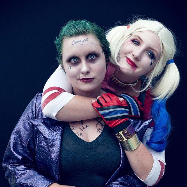 True love Model: @schiffercosplay & @mollybunnies  #truelove #cosplay #joke #harley #dc #vangher #vangherphotography