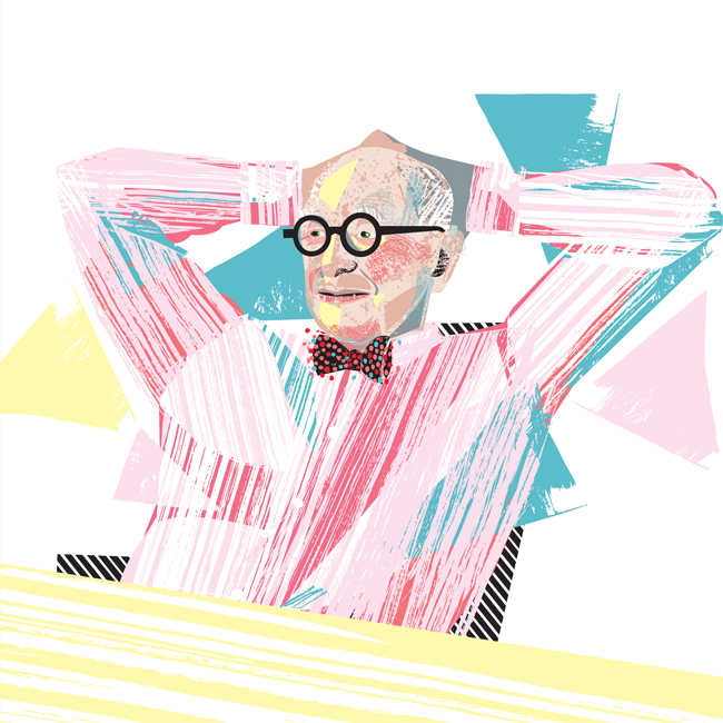 Esther Cox Wally Olins