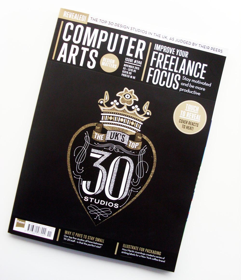 computer arts november 2015
