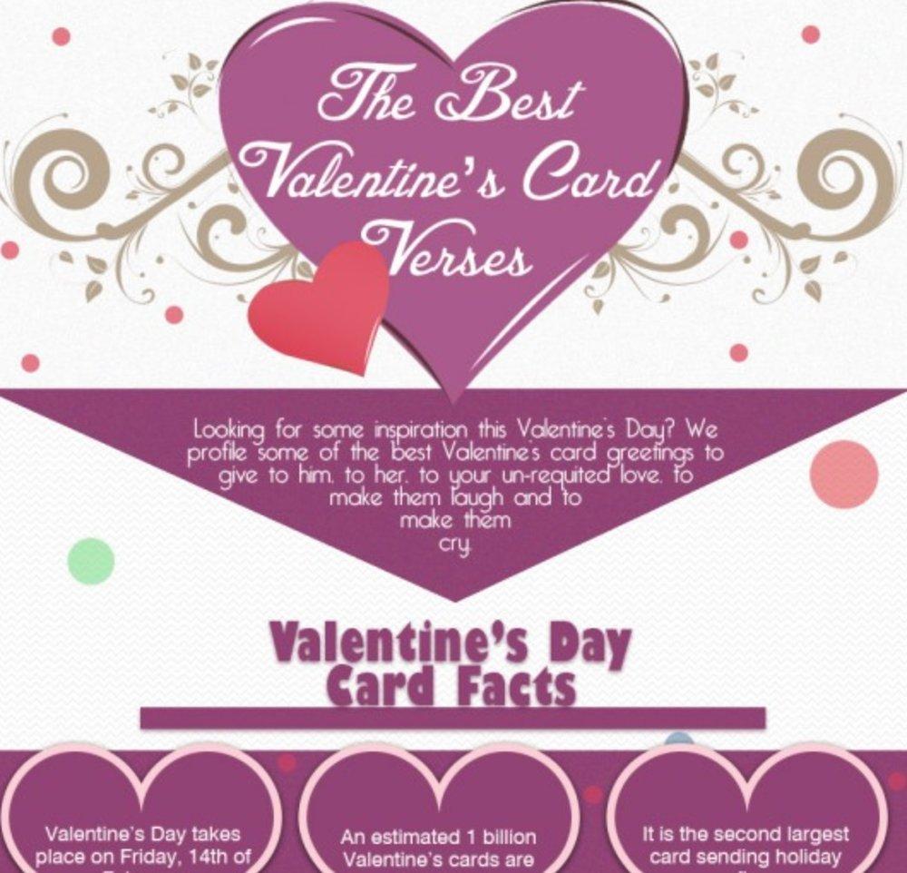 Framed Lightscap3s Llcthe Best Valentines Day Card Verses