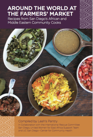 Cookbooks leahs pantry around the world at the farmers market recipes from san diegos african and middle eastern community cooks is compilation of delicious recipes from iraq forumfinder Image collections