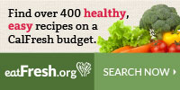 EatFresh Badge: 200px wide