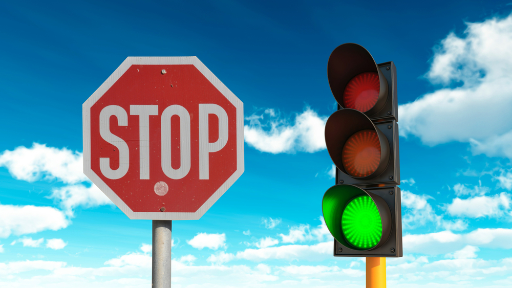 an analysis of the topic of the cars and stop lights The first argued case in the new supreme court term will be heien v north carolina lights often had stop written on them officer could stop a car for.