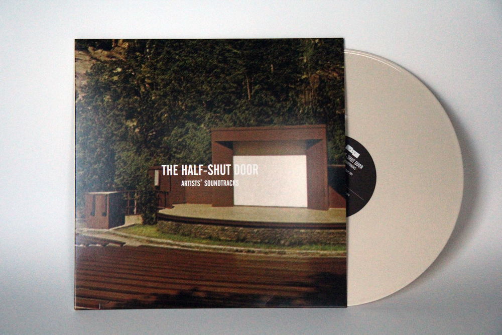 The Half Shut Door - limited edition vinyl record