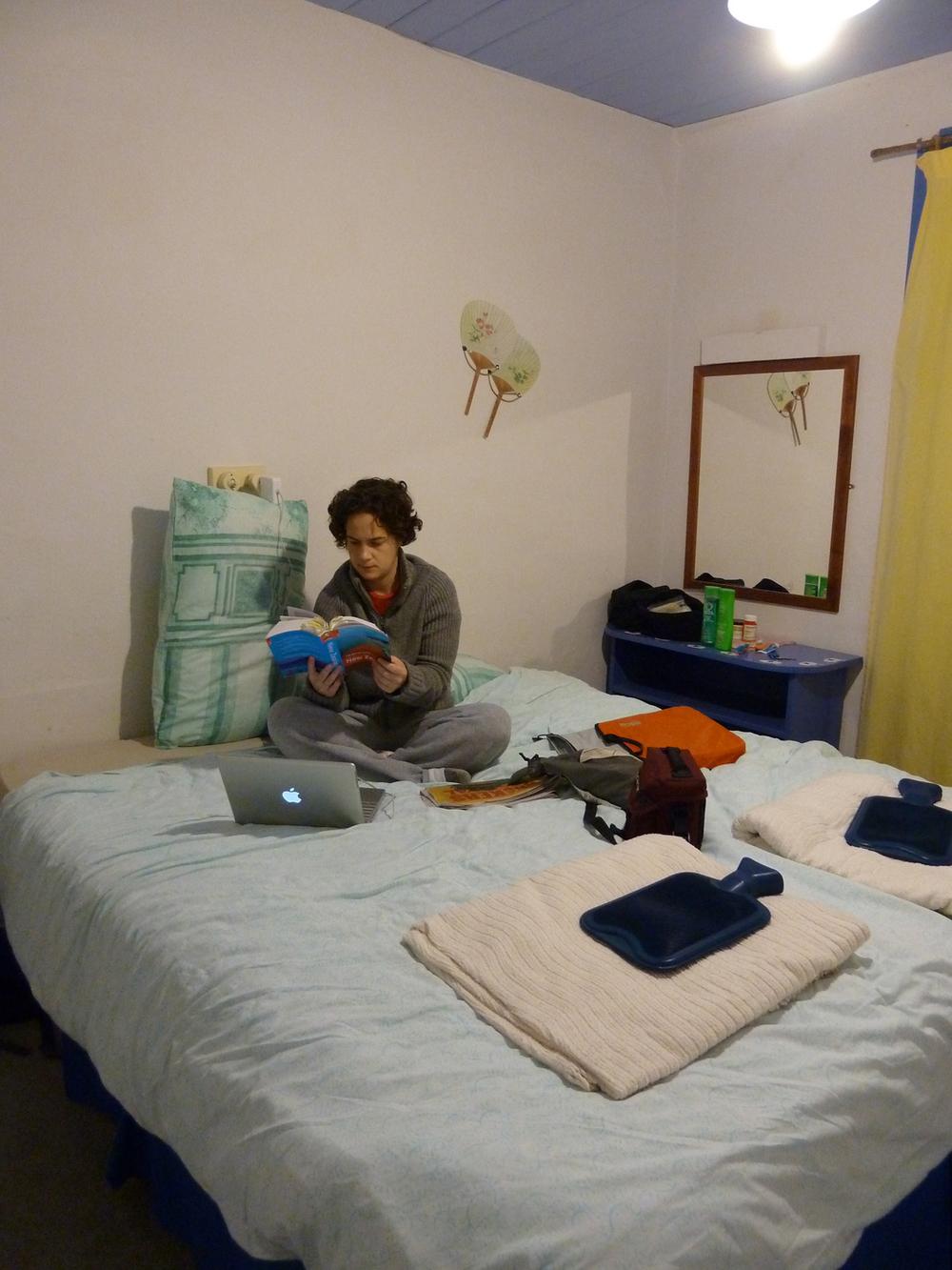 Onuku Hostel Room