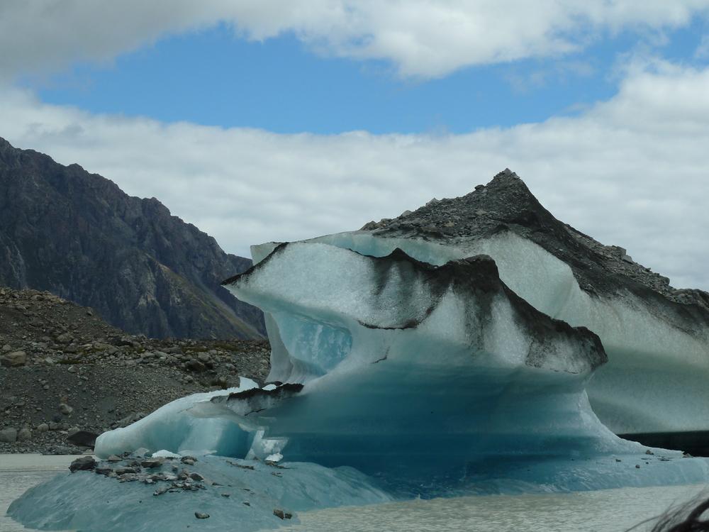 Glacial Ice!