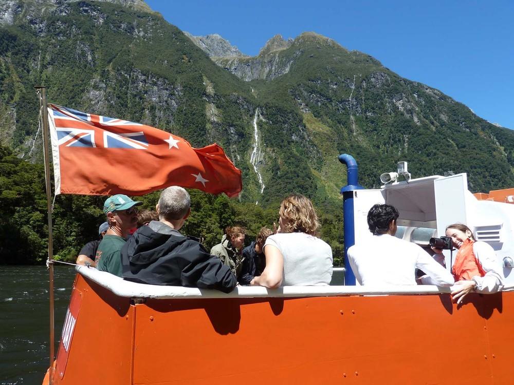 Milford Sound Awaits
