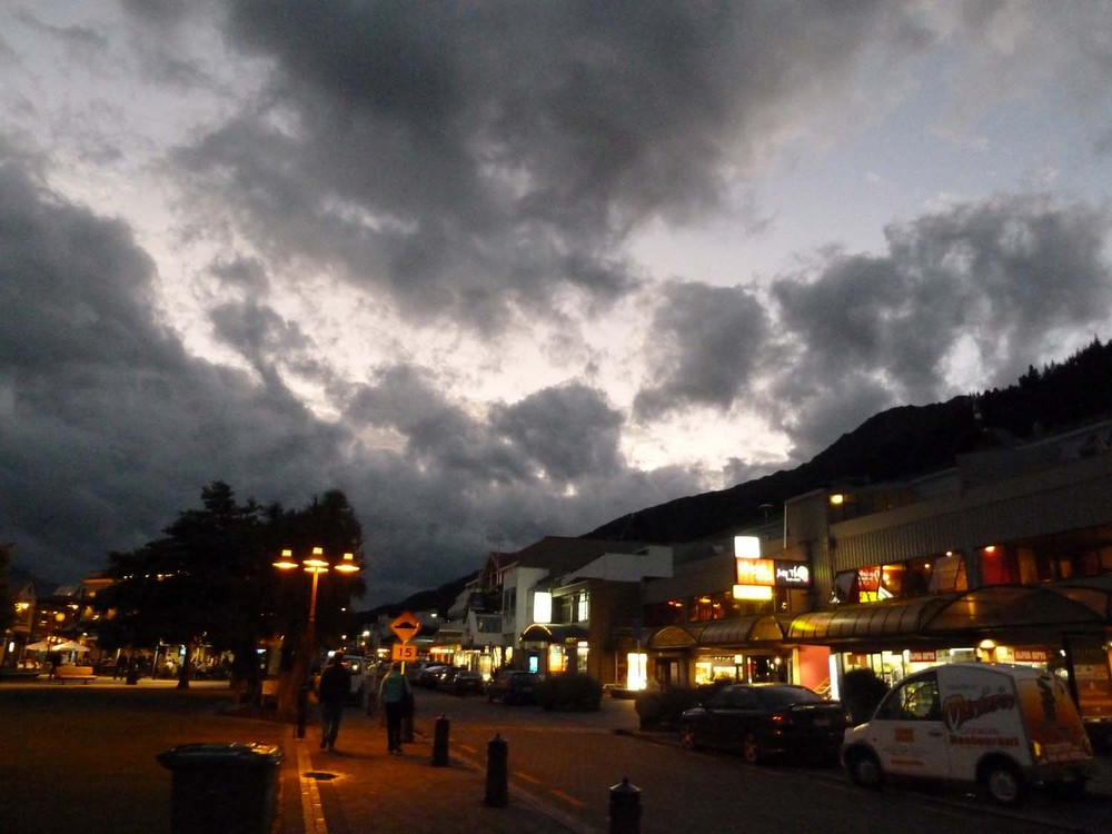 Queenstown At 9:30 P.M.