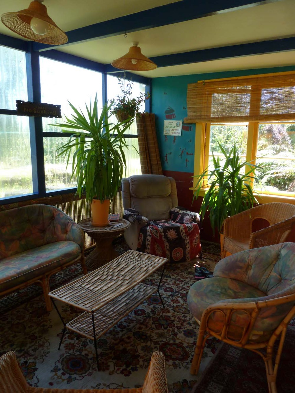 Global Village Sun Room