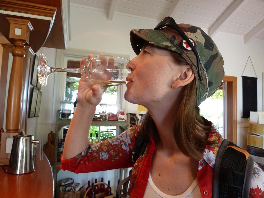 Wine Tasting. Or Should I Say Detesting?