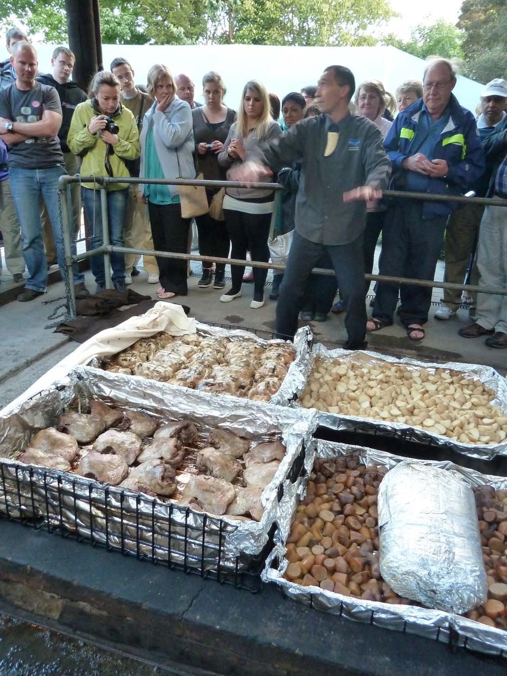 The Hangi Feast