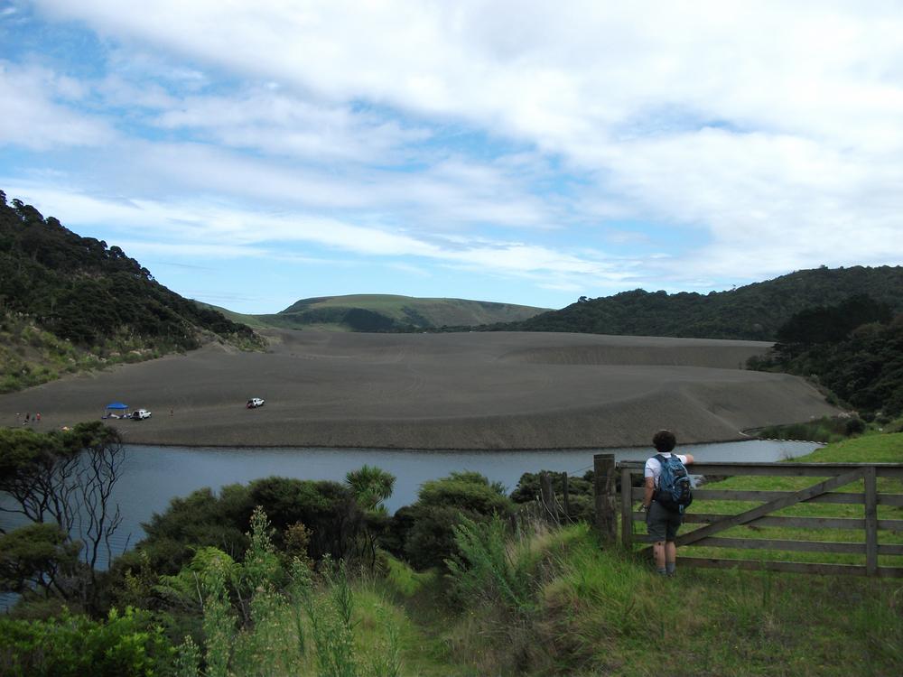 Circling The Lake