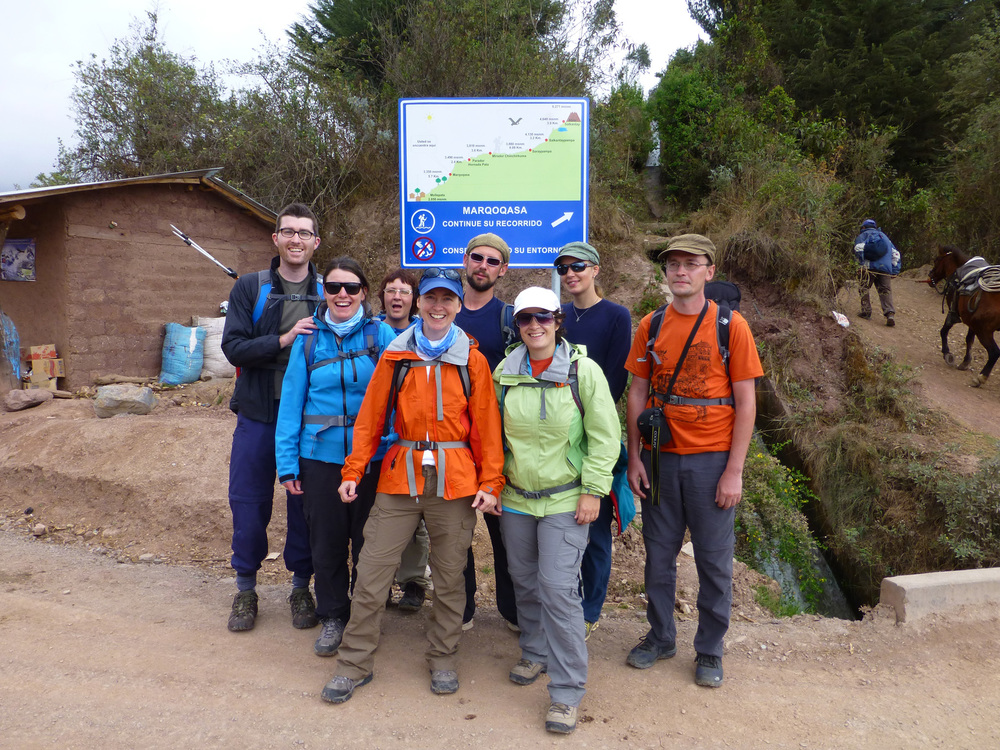 Salkantay Trek, Here We Come!