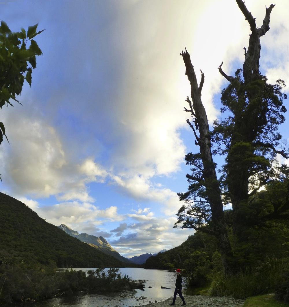Lake Howden At Dusk