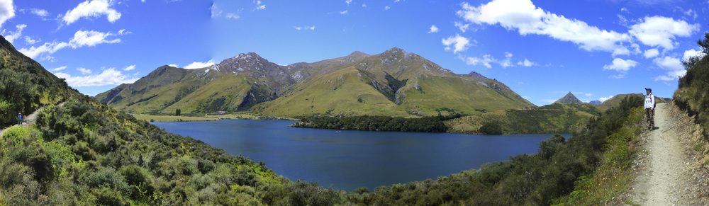 Moke Lake Panorama