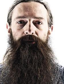 Dr. Aubrey de Grey
