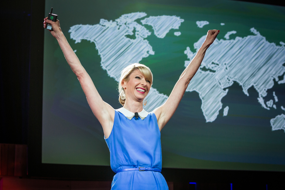 Amy Cuddy's research on body language reveals that we can change other people's perceptions — and even our own body chemistry — simply by changing body positions.