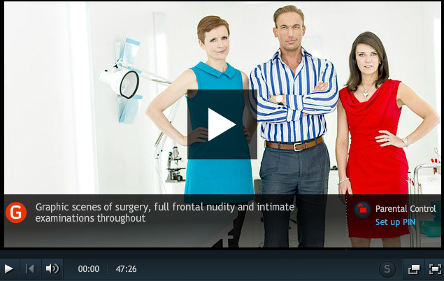 Clicking on the image will open a new window for 4oD, the on-demand service by Channel 4.