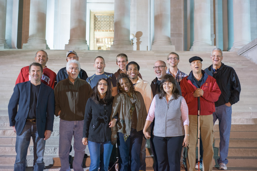 This first nightwatch/prayerwalk in Charleston was such a joy. (More pics in Galleries)