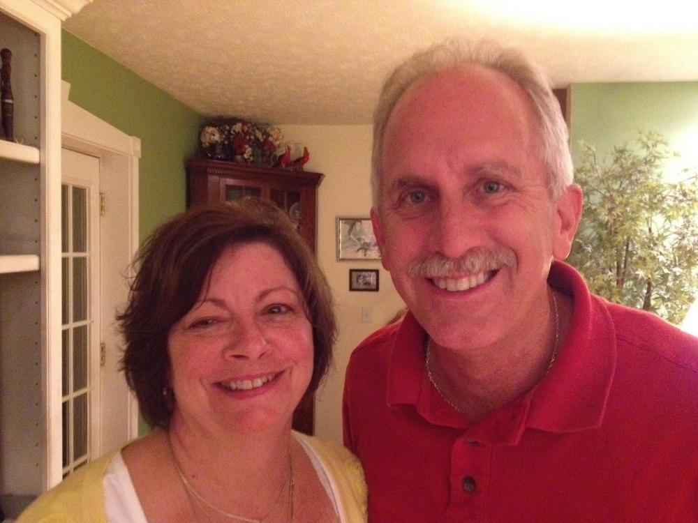 Ralph and Kim Whitaker