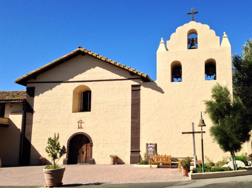 Mission Santa Ynez ( original spelling: Inez)