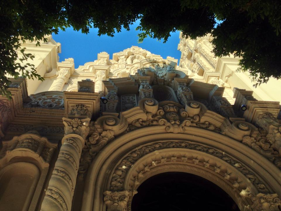 Current Church for Mission Dolores in San Francisco.jpg