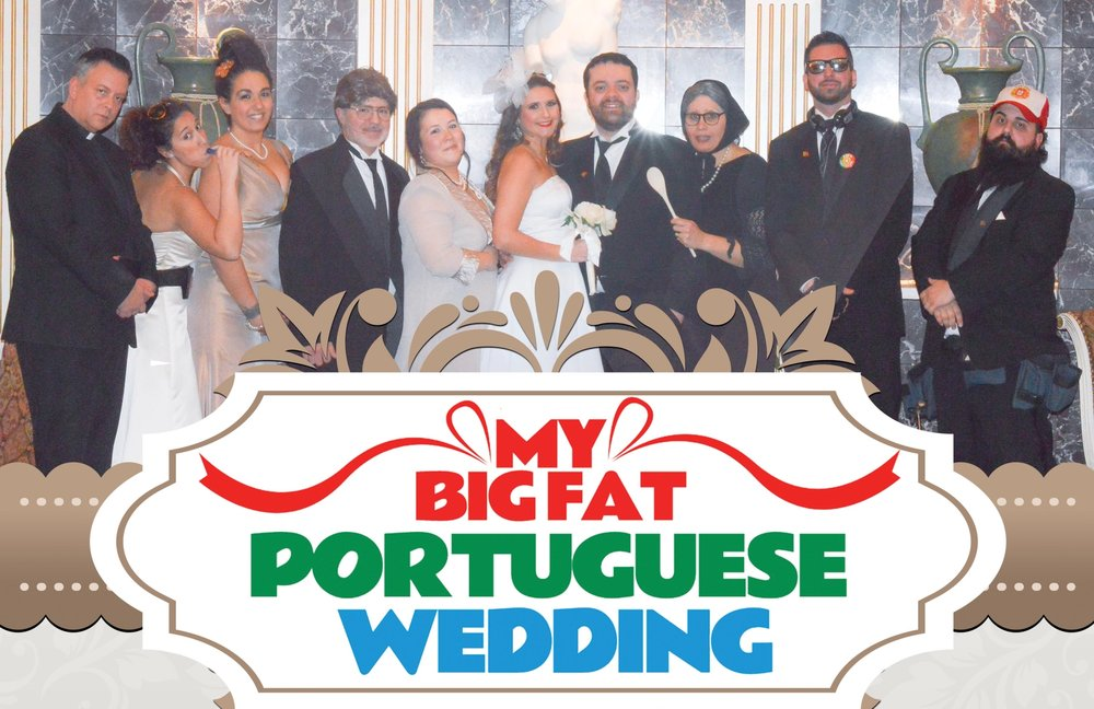 My Big Fat Portuguese Wedding at Saint Anthony's Parish Hall on Friday, May 12, 2017