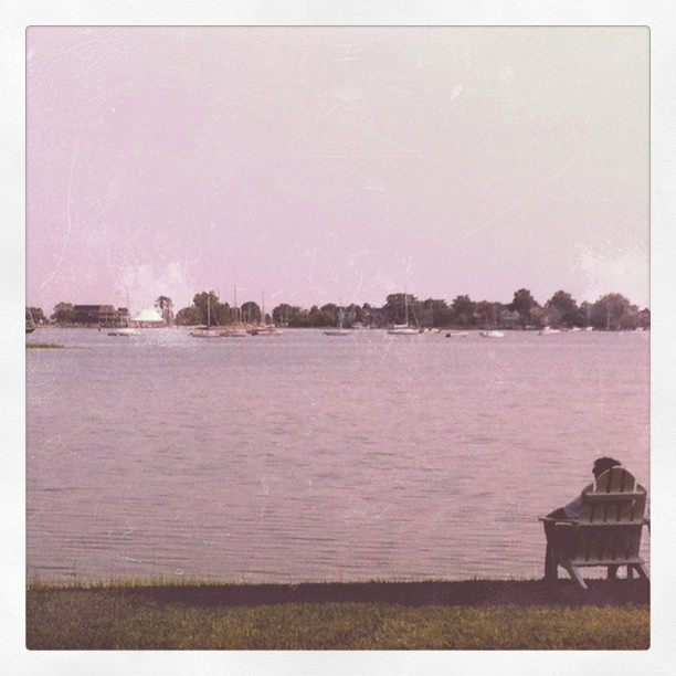 Bliss (Taken with Instagram at Longshore)