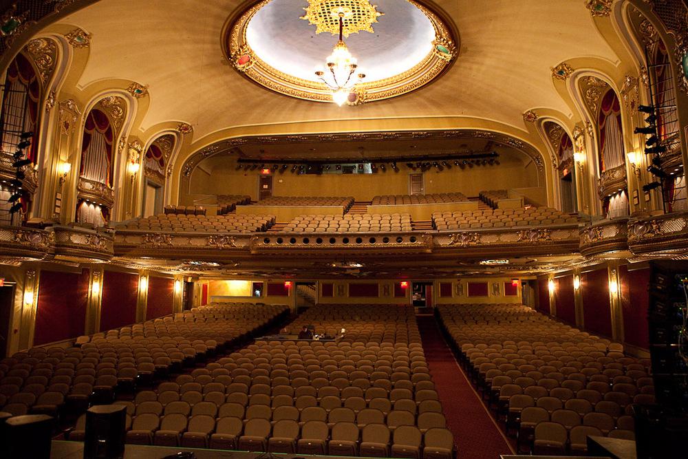 The Missouri Theater - Columbia, MO