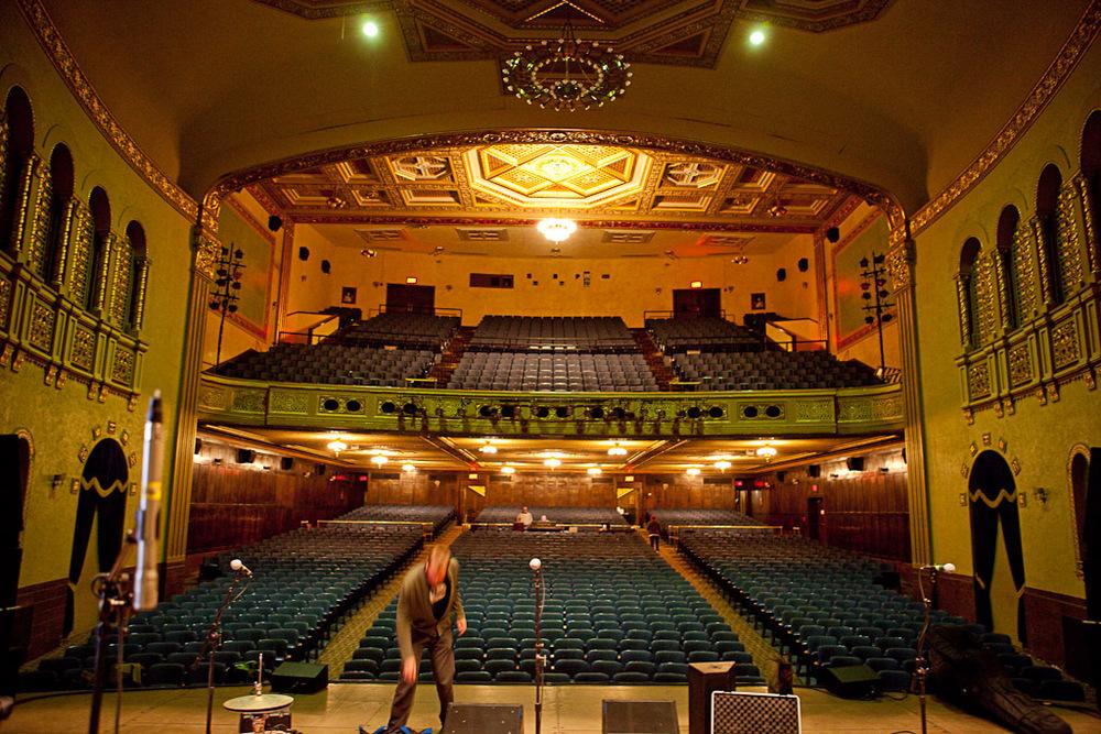 The Michigan Theater - Ann Arbor, MI