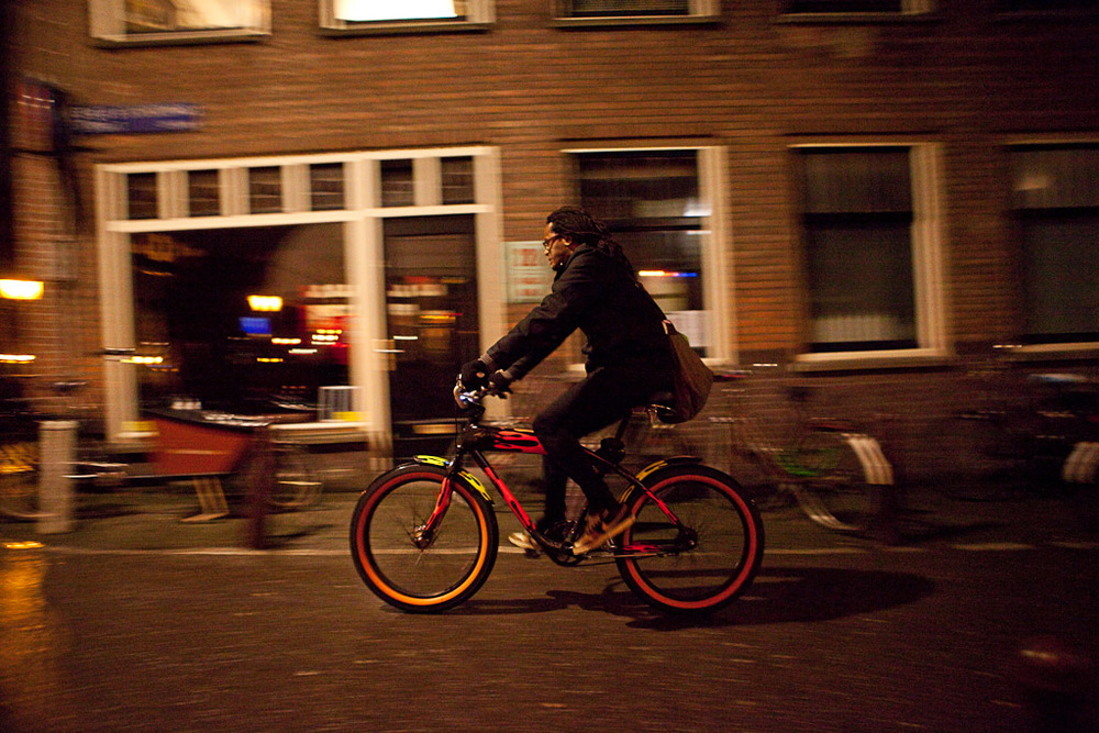 Amsterdam City Biker