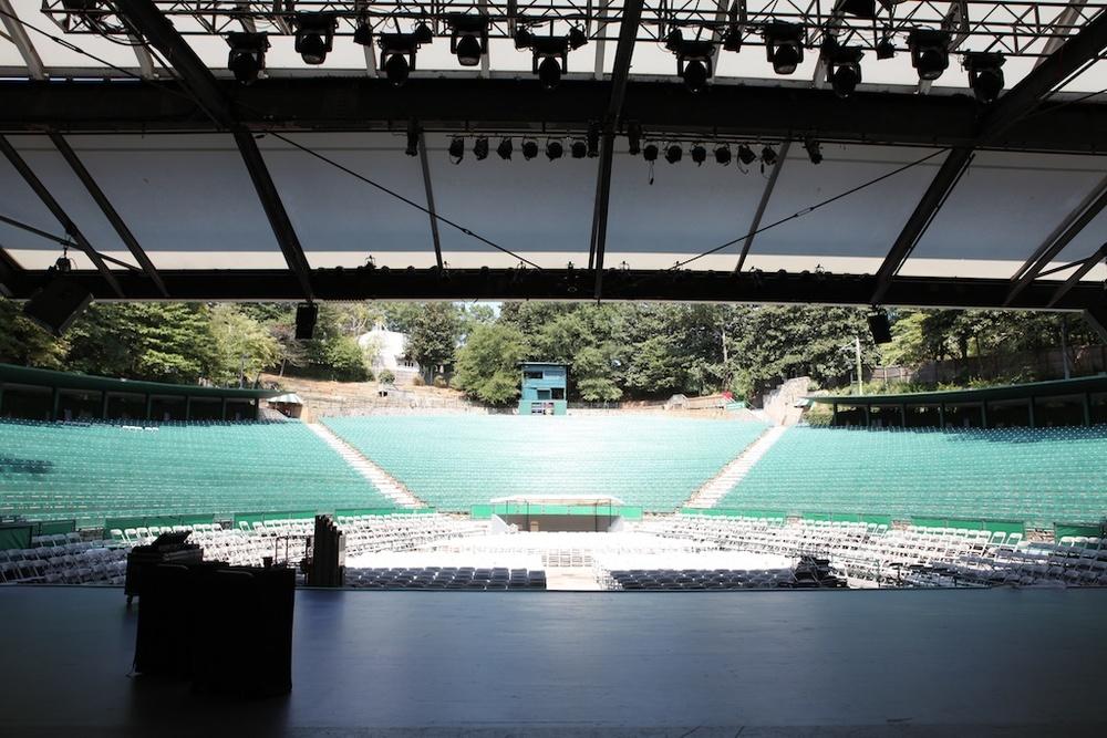 Chastain Park Amphitheater - Atlanta, GA
