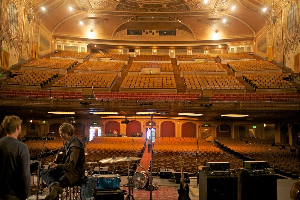 Paramount Theater - Seattle, WA