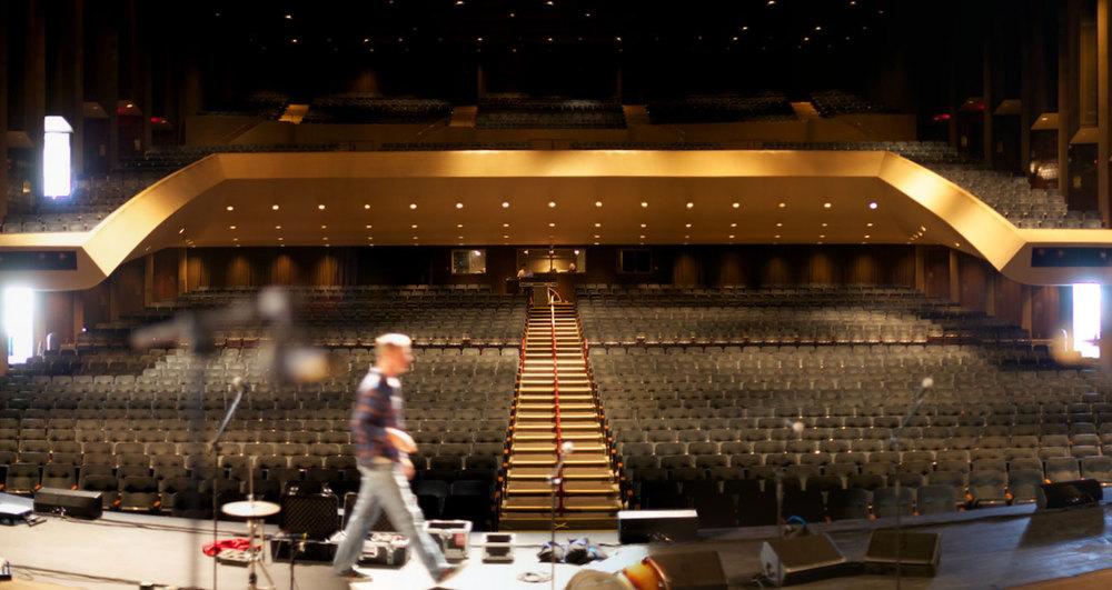 Roanoke, VA - Roanoke Civic Center Panoramic