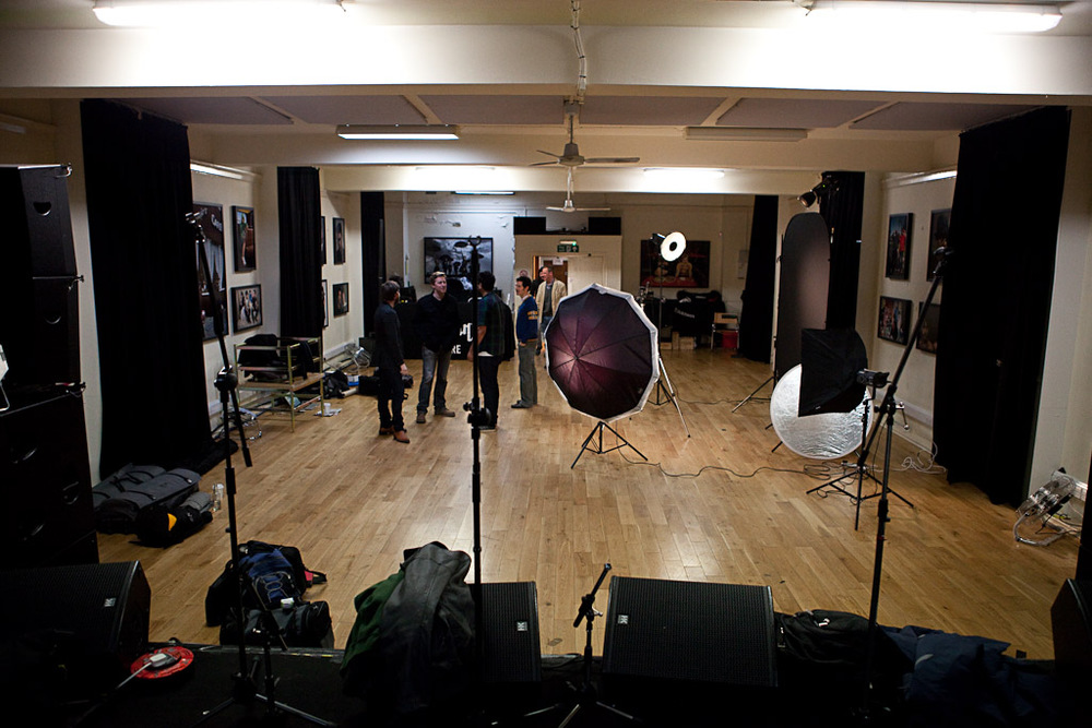 Gibson Studio - London, England