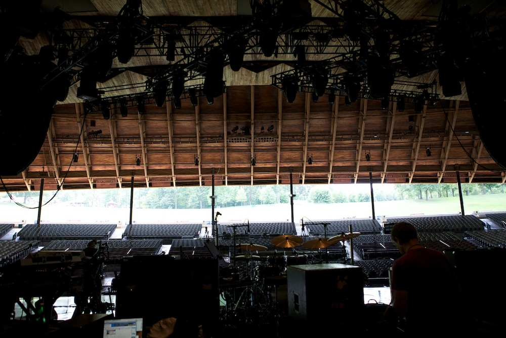Cuyahoga Falls, OH - Blossom Music Center