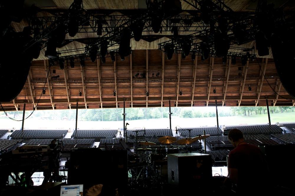 Cuyahoga Falls, OH - Blossom Music Center