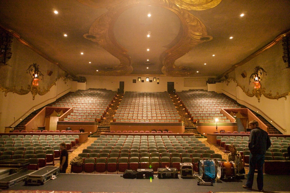 Crest Theater - Sacramento, CA
