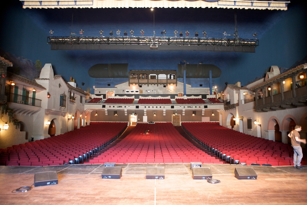 Arlington Theater - Santa Barbara, CA